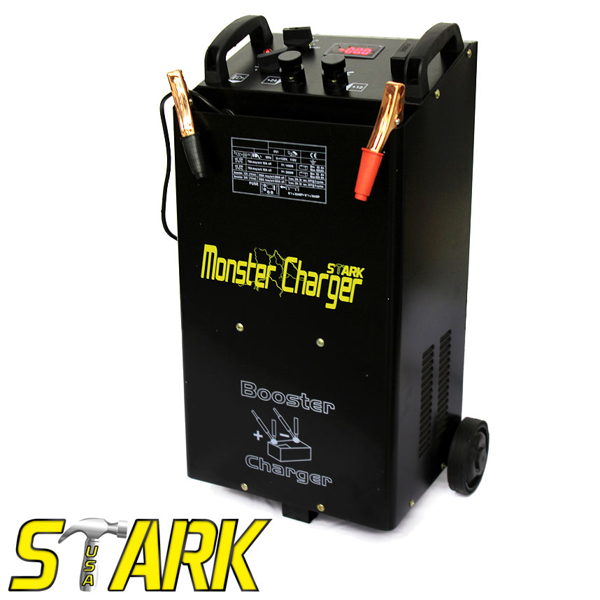 55 AMP MONSTER BATTERY CHARGER