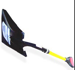 D-Handle Square Point Shovel 6 PACK