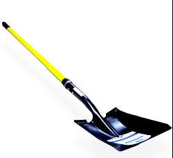 Long-Handle Square Point Shovel 6 PACK